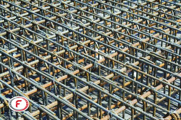 مقررات آیین نامه ای استفاده از میلگرد سنجاقی در ساختمان