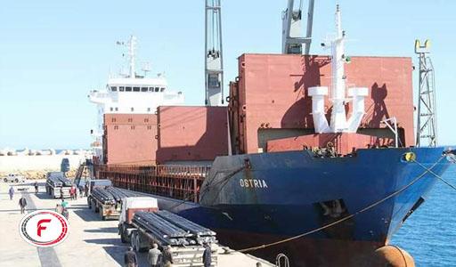 مقاصد صادراتی محصولات طویل فولادی در سالهای اخیر