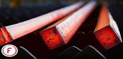 نرماله کردن فولاد