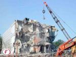 7 روش تخریب ساختمان و مزایا و معایب آنها