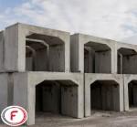 بتن پیش ساخته ساختمان
