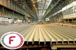 مراحل تولید تیرآهن در فرآیند نورد گرم