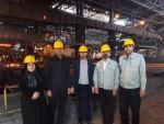 فولاد24 دست در دست ذوب آهن اصفهان