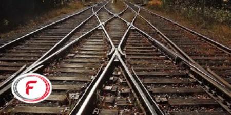 ریل های فولادی