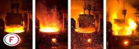 چه عملیاتی برای نرماله کردن فولاد انجام میشود؟
