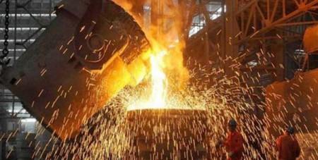 نام ایران در میان 10 کشور نخست تولیدکننده فولاد جهان.
