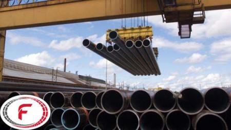 بازار بورس فولاد در سال 2019