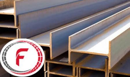 کاربرد تیرآهن در صنایع مختلف