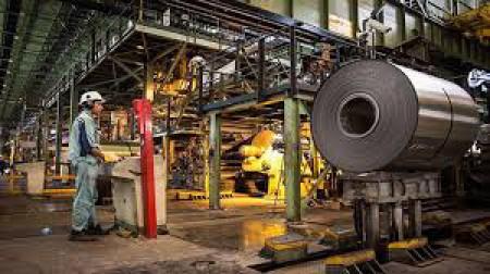 رشد تولید شمش و همه اقلام فولادی