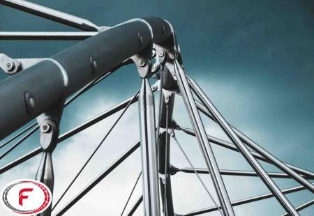 آشنایی با سه نوع معمول استفاده از فولاد در ساخت و ساز