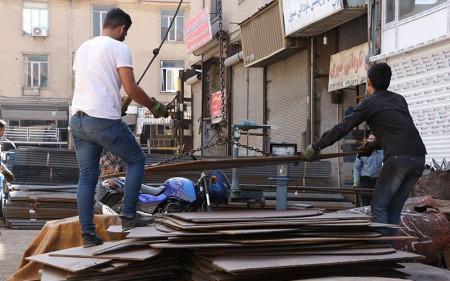 تنش در بازار آهن به دلیل دخالتهای پیدا و پنهان