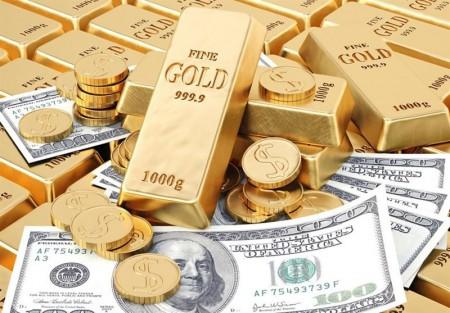 دلار ضعیف به نفع طلاست.