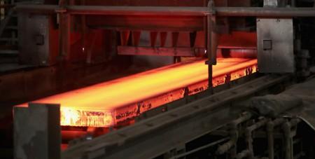 دومین تولیدکننده فولاد انگلیس زمین خورد