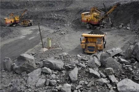 استخراج سنگ آهن در مسیر سند چشم انداز شتاب گرفت