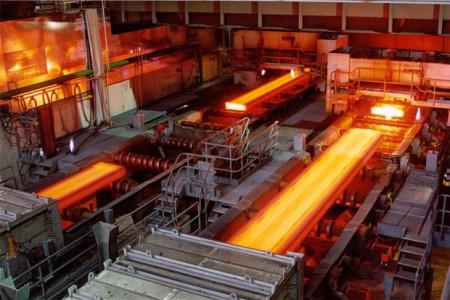 فاز یک پروژه فولاد بافت با حضور رئیسجمهور افتتاح شد