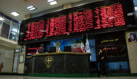 رگههای تردید در بورس تهران