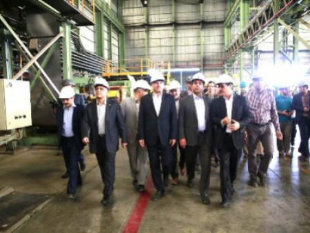 توسعه بومیسازی صنایع معدنی در سیرجان