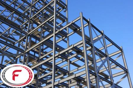 6 کاربرد تیرآهن در ساختمان