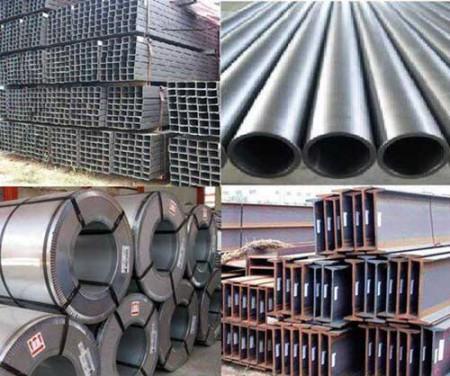 افت نرخ محصولات فولادی.