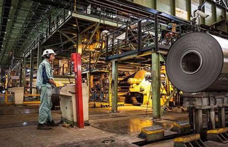 تاثیر قطعی برق بر صنعت فولاد.