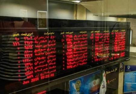 شاخص بورس تهران 10 هزار واحد صعود کرد.