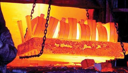 رکوردشکنی تولید فولاد خام در سه ماه نخست سال.