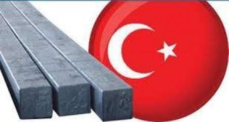 افزایش 2.6 درصدی تولید فولاد در ترکیه