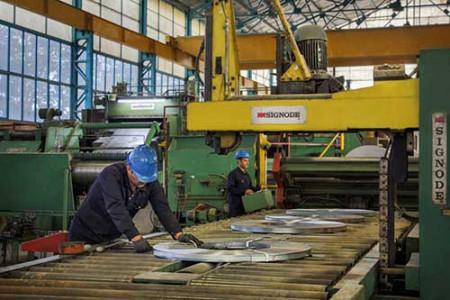 دستاوردهای نوین صنعت فولاد.