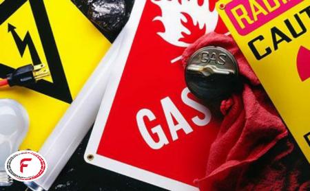 آلایندههای شیمیایی زیانآور در محیط کار