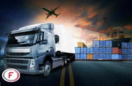 حمل و نقل اصولی محصولات آهن و فولادی