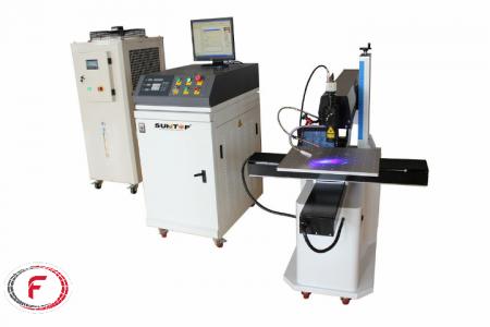 دستگاه جوش لیزر فلزات