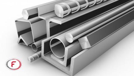 انواع مقاطع فولادی و کاربرد آنها