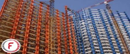 فولاد ساختمانی