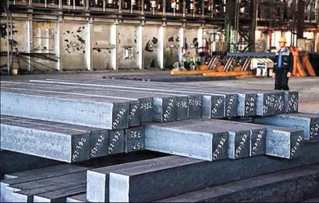 رشد قیمت شمش و مقاطع فولاد