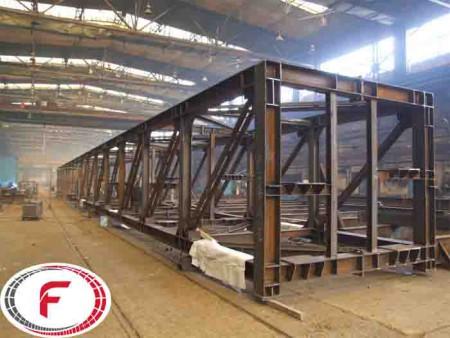 آشنایی با انواع مختلف فولاد ساختمانی