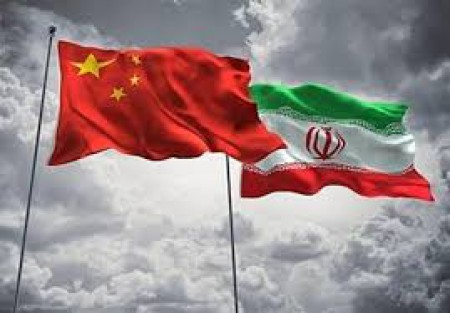 کاهش شدید حجم تجارت چین با ایران