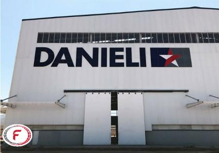شرکت تجهیزات صنعتی دانیلی