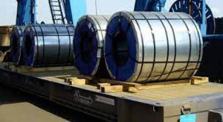 آخرین آمار از صادرات محصولات فولادی