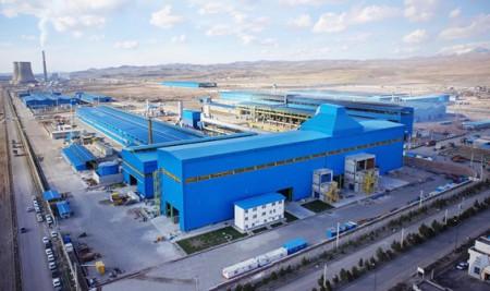 تولید ۲/ ۱ میلیون تن محصول فولادی در مجتمع فولاد صنعت بناب
