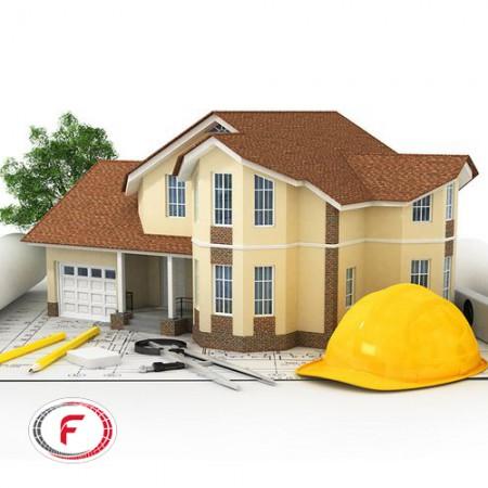 محاسبه هزینه مصالح مورد نیاز ساخت ساختمان در هر متر مربع
