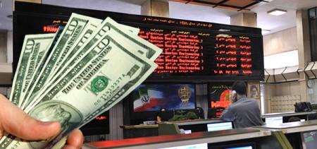 اثر تغییر نرخ دلار بر درآمد شرکت های بورسی