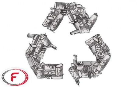 فرایند بازیافت فولاد چگونه است؟