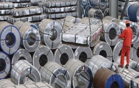 آغاز عملیات اجرایی طرح تولید مواد پایه صنعت آلومینیوم و فولاد کشور