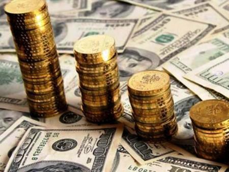 نرخ سکه و ارز در سرازیری قرار گفت