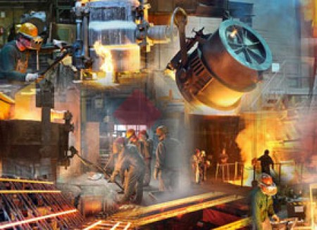 ورود جنگ به میدان فولاد