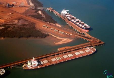 بهبود واردات سنگ آهن دنیا در سال جاری